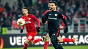 Aduriz Spartak Moscu Athletic CLub Europa League