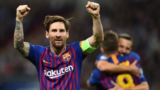 FC Barcelona Lionel Messi 03102018