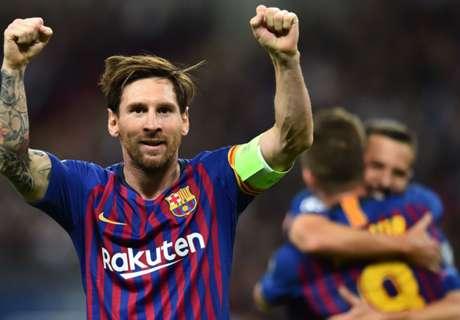 BL: Gólgazdag meccsen nyert a Barca a Wembley-ben, a hajrában verte a Napoli a Liverpoolt