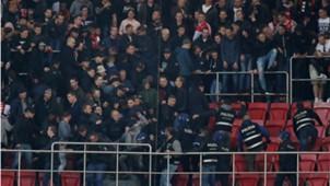 Benfica - Ajax, Champions League 11072018