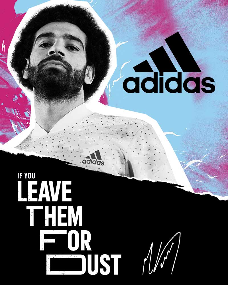 Mohamed Salah Adidas Dare To Create