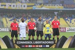 Godoy Cruz vs. Universidad de Concepción