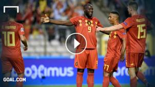 Romelu Lukaku Belgium
