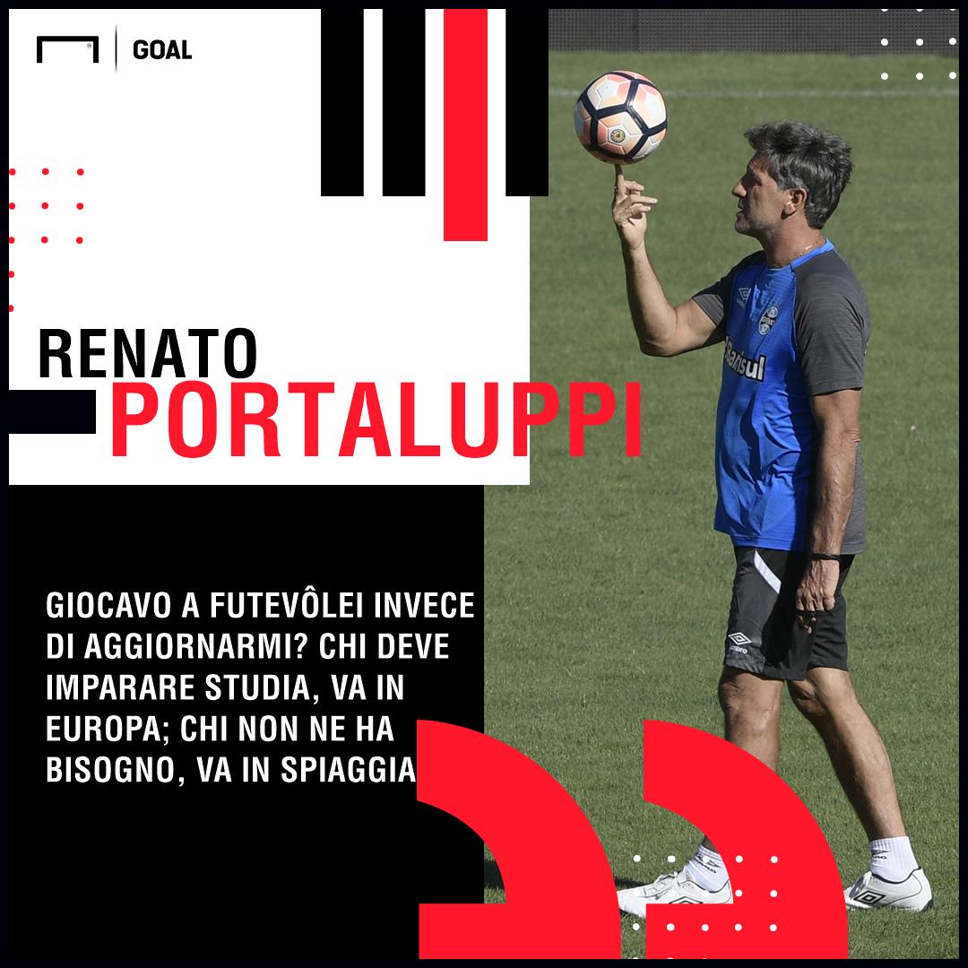 Renato Portaluppi Gremio