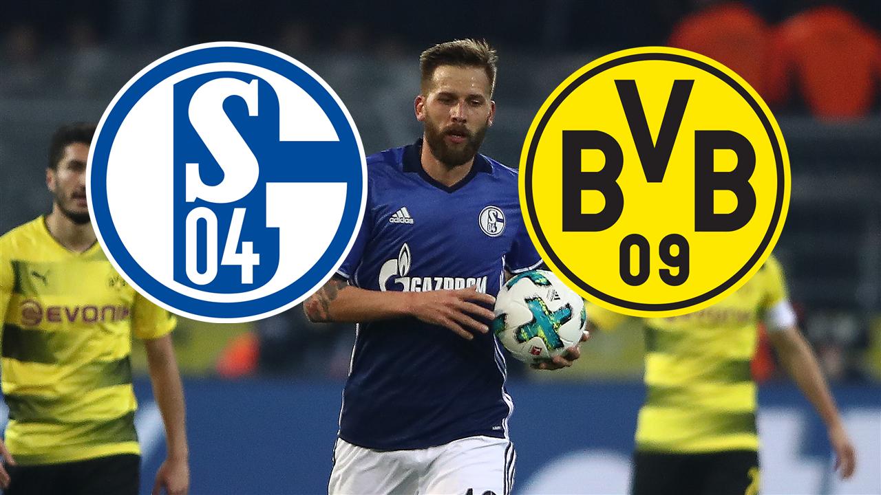 Spiel Dortmund Schalke