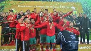 Morocco CHAN 2018 champions