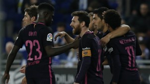 Espanyol Barcelona LaLiga 29042017