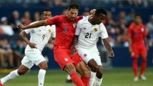 Omar GonzalezOmar Browne USA Panama Gold Cup 2019