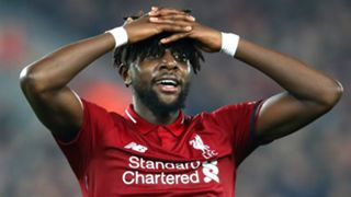 Divock Origi Liverpool 2018-19