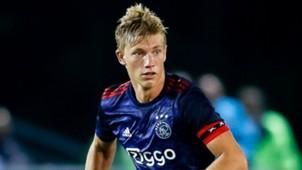 Mees de Wit, Jong Ajax 09012017