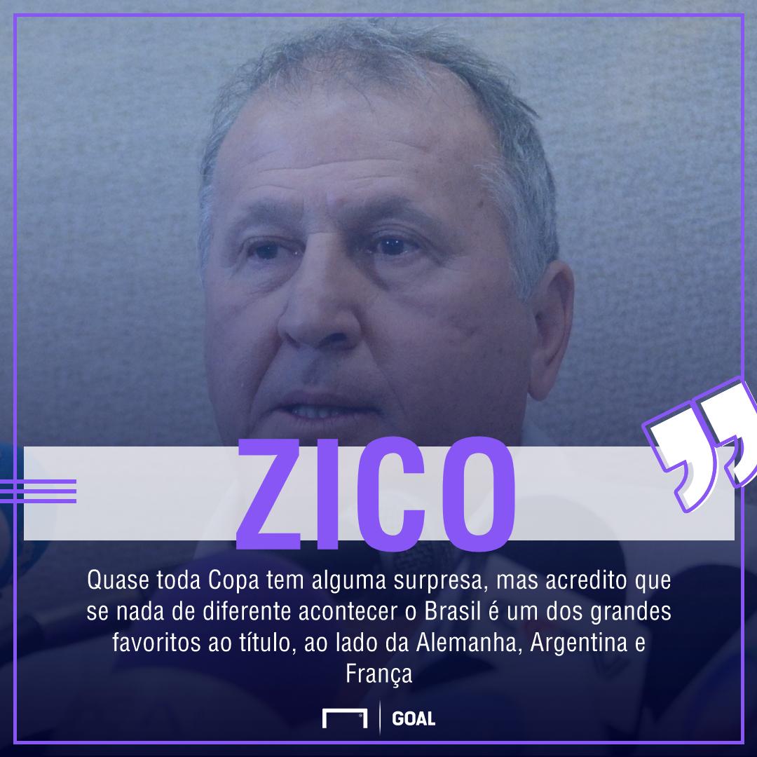 Zico PS - 11/12/2017