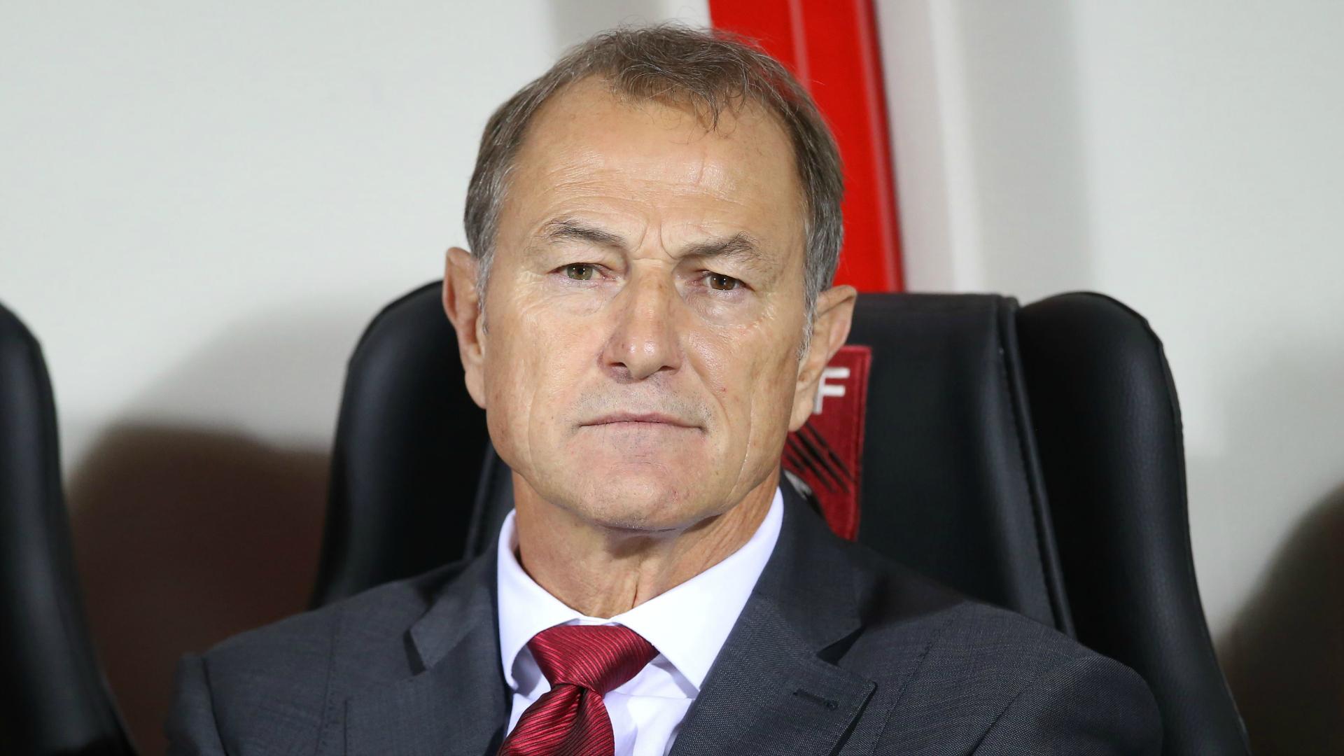 De Biasi lascia l'Albania:
