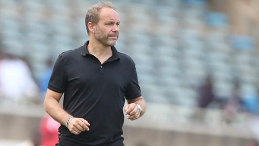 Kenya coach Sebastien Migne.