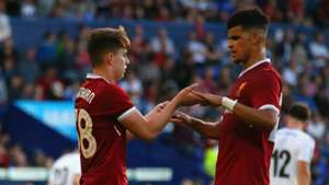 HD Dominic Solanke Ben Woodburn