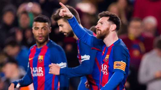 Lionel Messi Barcelona LaLiga 030417