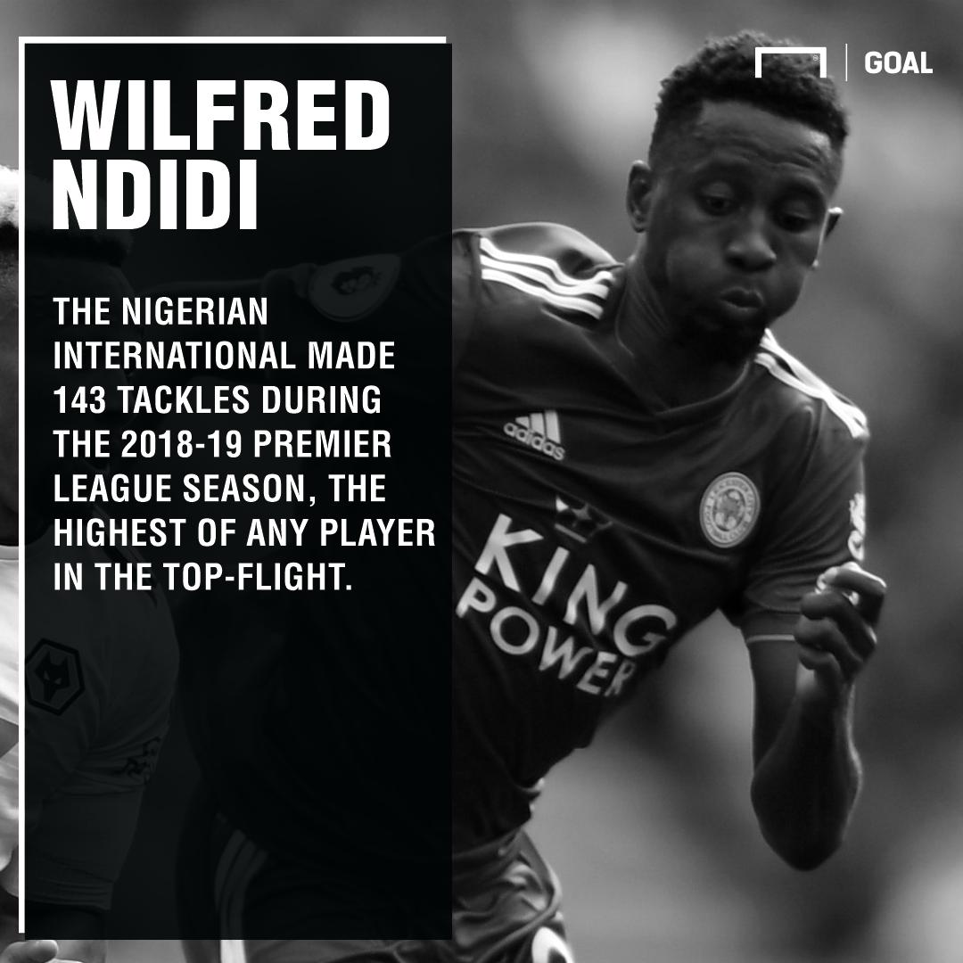 Ndidi season PS