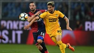 Davide Biraschi Ryder Matos Genoa Verona Serie A