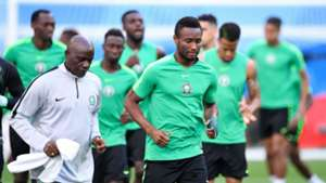 EXTRA TIME: Super Eagles tour Ismailia ahead of Afcon