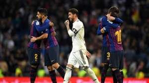 2019-03-03 Ramos Real Madrid Barcelona