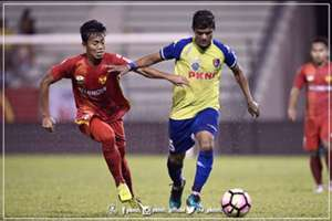 Syahmi Safari, Selangor, Padathan Gunalan, PKNS, Malaysia Super League, 20092017