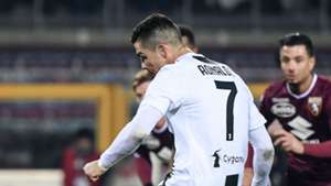 Cristiano Ronaldo penalty Juventus Torino