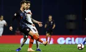 Rakitic Saul Croatia Spain UEFA Nations League