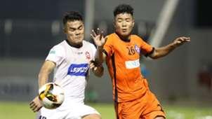 SHB Đà Nẵng Hải Phòng Vòng 18 V.League 2018