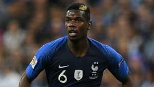 Paul Pogba France 2018