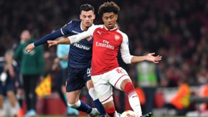 Willock Arsenal Red Star Belgrad 11022017