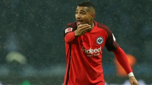Kevin Prince Boateng Eintracht Frankfurt