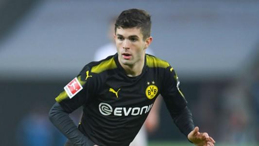 Christian Pulisic Borussia Dortmund