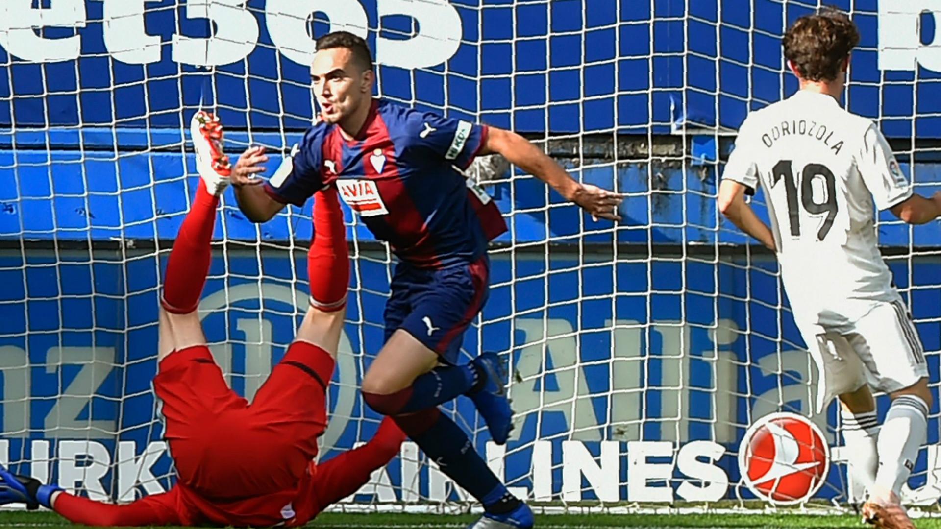 Gonzalo Escalante Eibar 2018-19