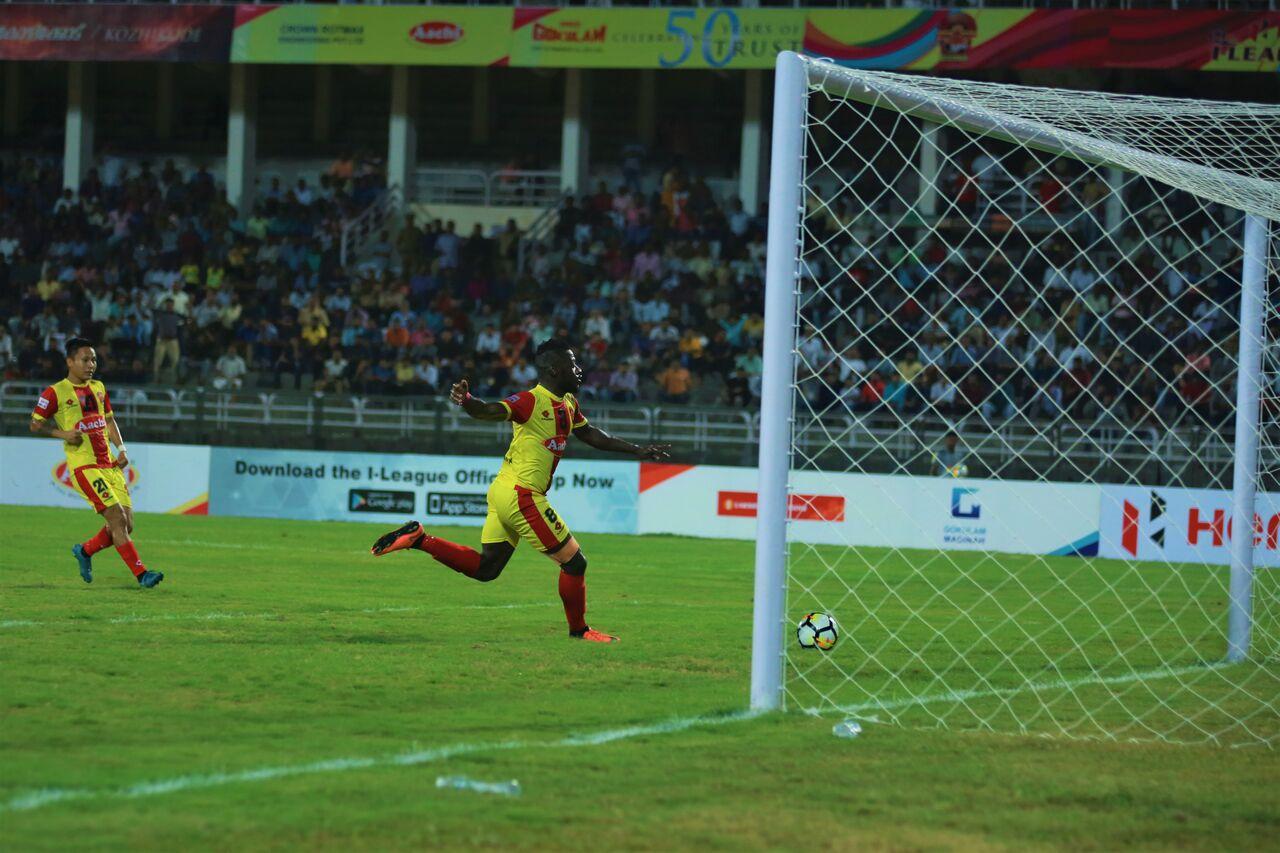 Gokulam FC Chennai City FC I-League 2017