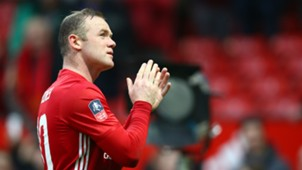 Wayne Rooney Manchester United FA Cup