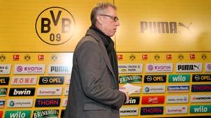 Borussia Dortmund Peter Stöger 10122017