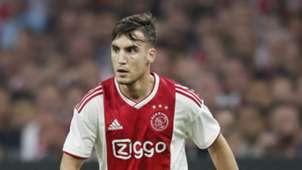 Nicolás Tagliafico, Ajax, 08142018