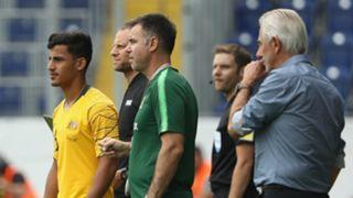 Socceroos Bert van Marwijk