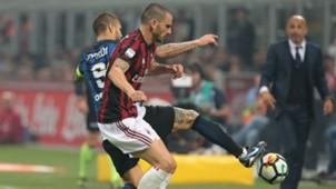 Bonucci Icardi - Inter-Milan
