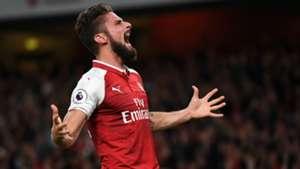 Olivier Giroud Arsenal Premier League
