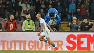 Hamsik Napoli Juventus Serie A