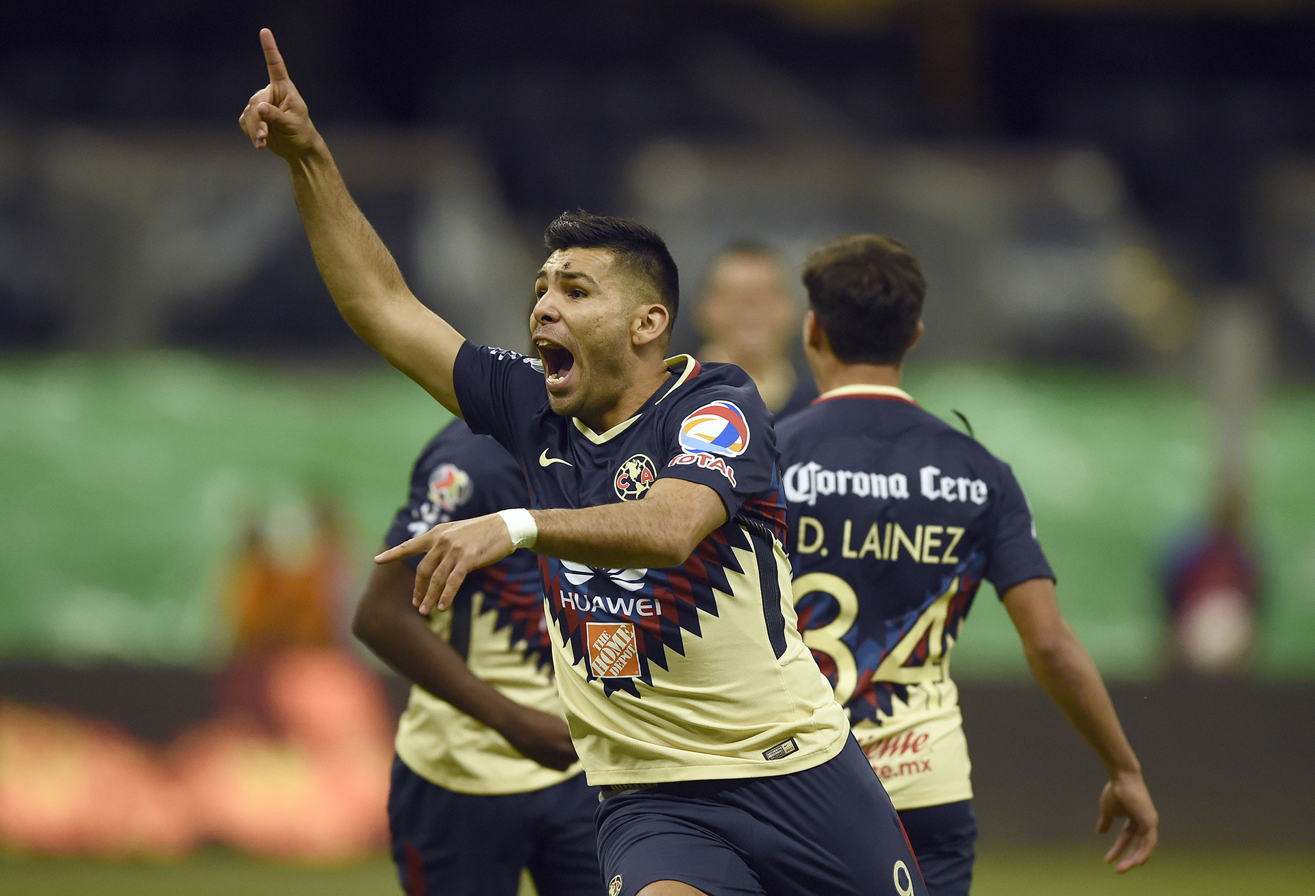 Silvio Romero América 2017