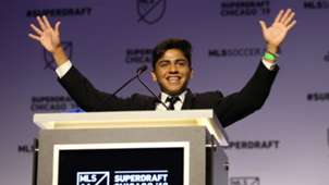 Frankie Amaya MLS Draft 1 01112019
