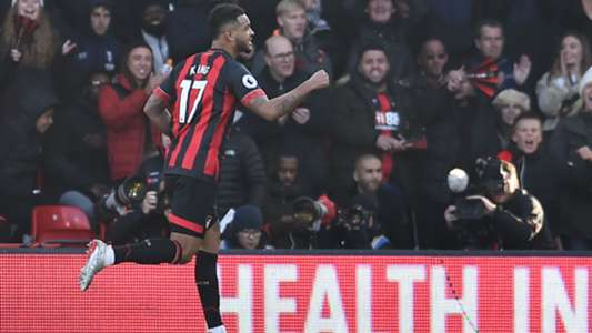 Bournemouth Joshua King 25112018