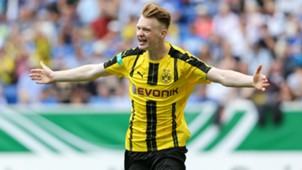 Jonas Arweiler Borussia Dortmund