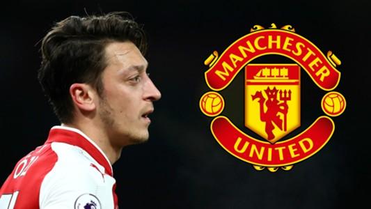 Mesut Ozil Manchester United 2017