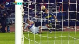 Captura TV Montillo Buffarini Boca Tigre Copa Superliga 020619