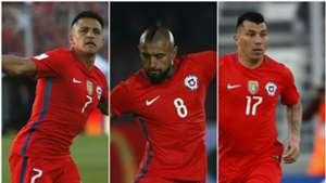 Alexis, Vidal y Medel
