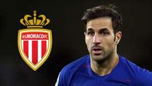Cesc Fabregas Chelsea Monaco