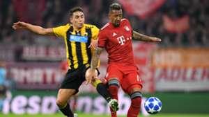 Jerome Boateng FC Bayern München Champions League 07112018