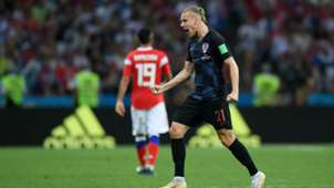russia croatia - domagoj vida - world cup - 07072018